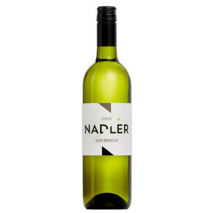 Gelber Muskateller 2018 - Weingut Nadler