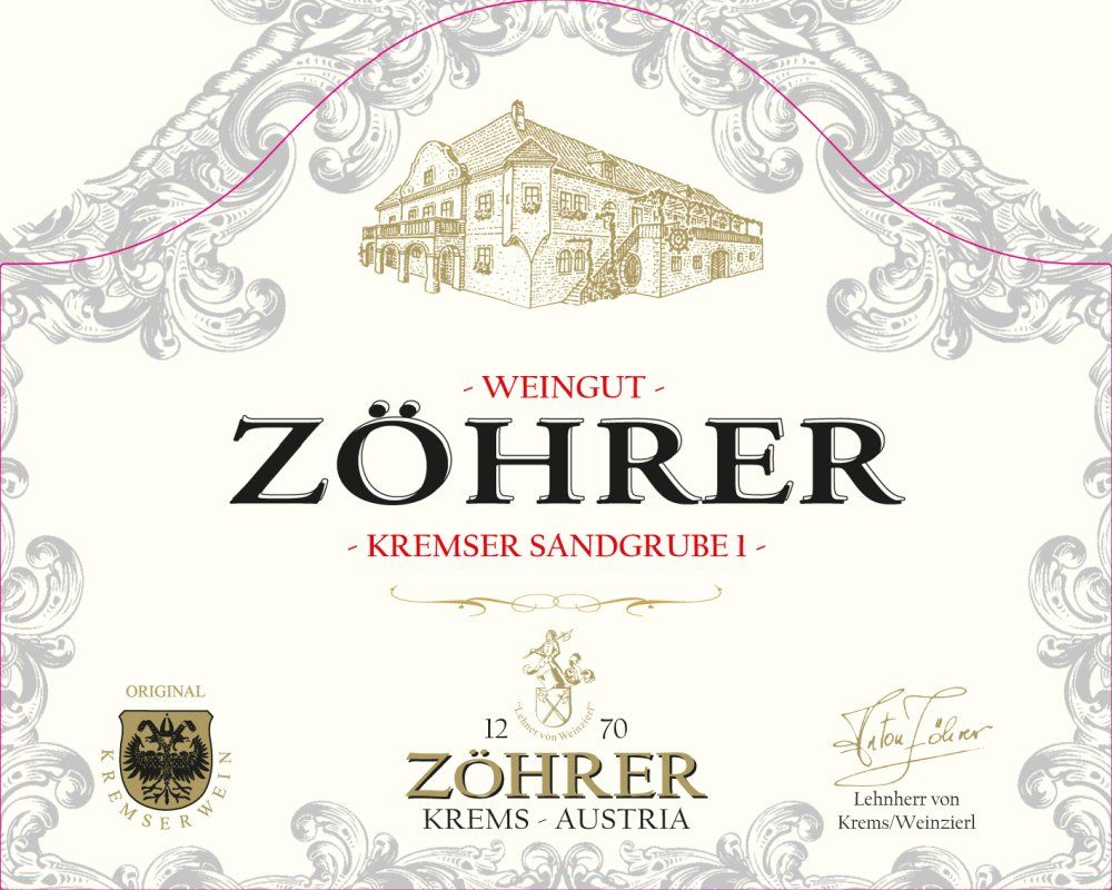 Logo Weingut Zöhrer