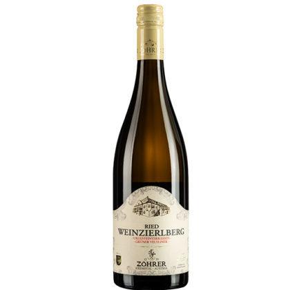 Weingut Zöhrer Ried Weinzierlberg Kremstal DAC Grüner Veltliner