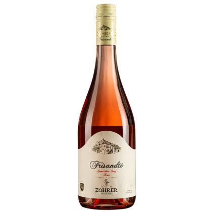 Weingut Zöhrer Frisandte Rose