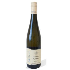Weingut Fichtenbauer-Mold - Grüner Veltliner Panzaun