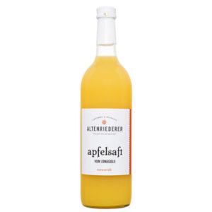 Apfelsaft Jonagold Obsthof Weingut Altenriederer