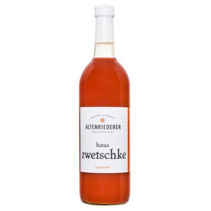 Hauszwetschkennektar Obsthof Weingut Altenriederer