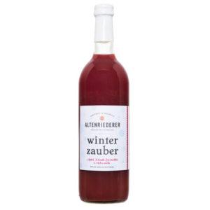 Punsch Winterzauber Weingut Altenriederer