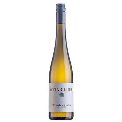 Weingut Weinrieder - Weißburgunder - Ried Bierthal
